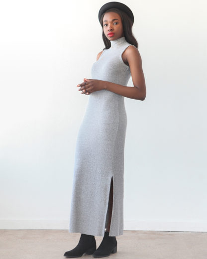 Buy the Nikko dress and top sewing pattern from True Bias on The Fold Line