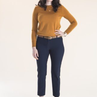 Buy the Sasha pants sewing pattern from Closet Case Patterns from The Fold Line