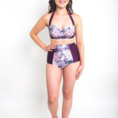 Buy the Sophie swimsuit & bikini sewing pattern from Closet Case Patterns from The Fold Line