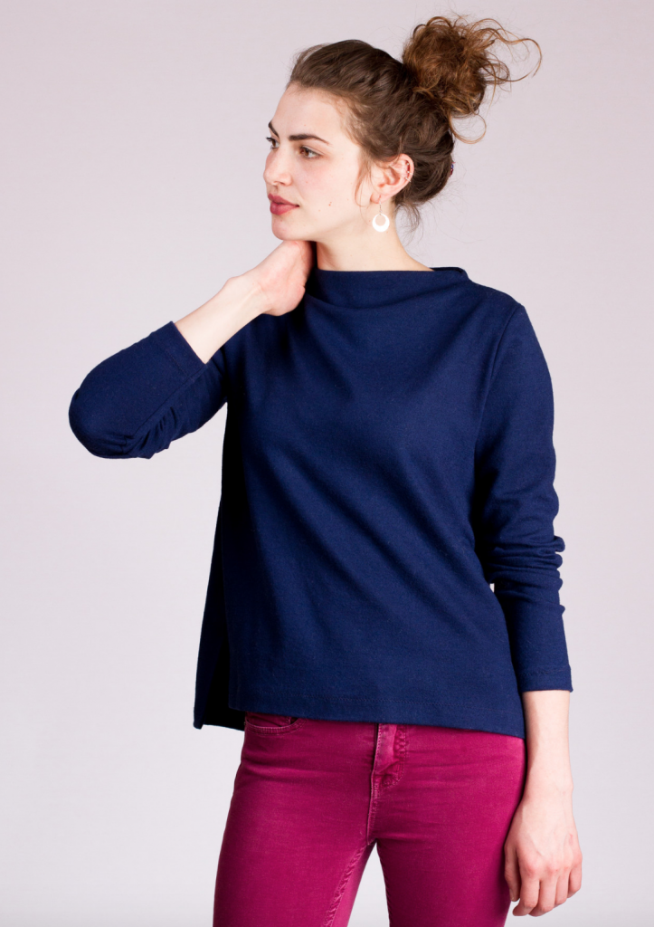 Top 10 sewing patterns for jersey and knit fabrics The