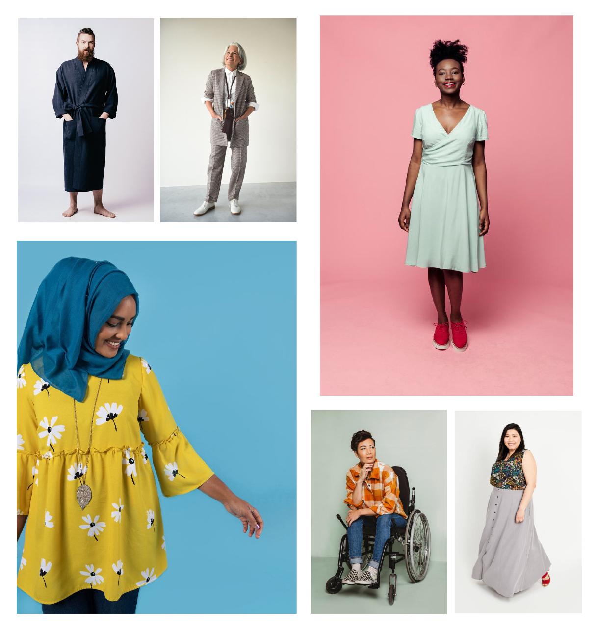 Indie Sewing Pattern Designers The Foldline