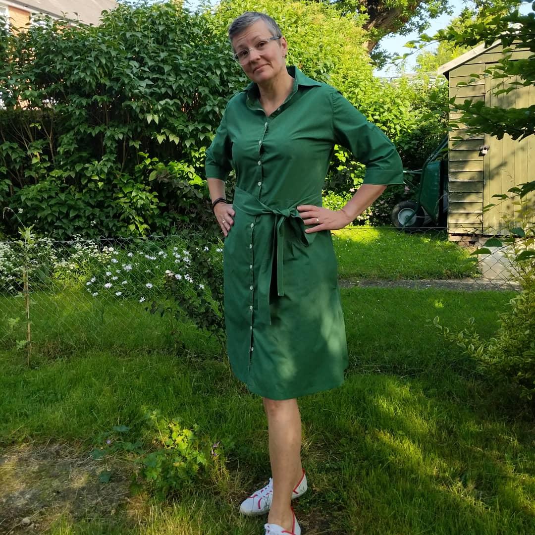 Helens Frances shirt dress