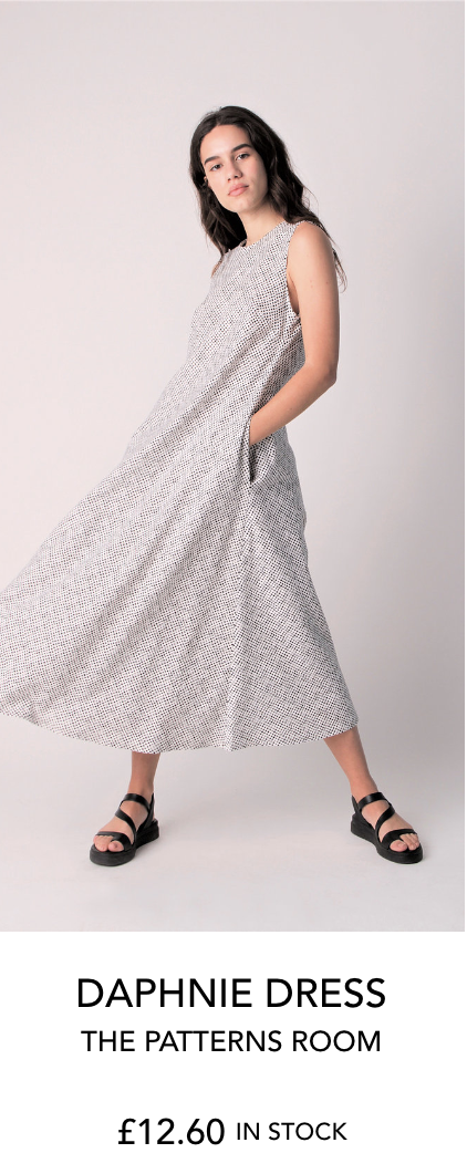 Daphnie Dress by The Patterns Room
