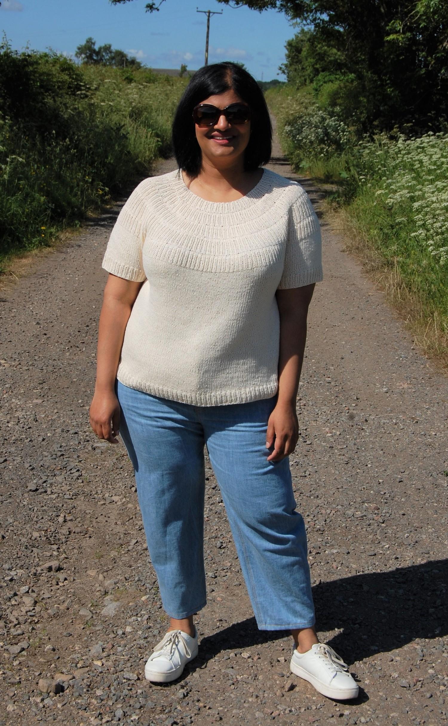Sew Manju's Dawn jeans